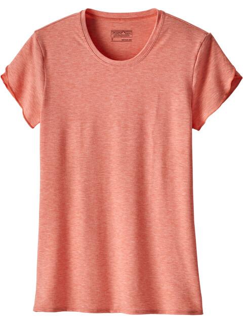 Patagonia Glorya - T-shirt manches courtes Femme - orange